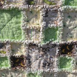 raglan crib quilt